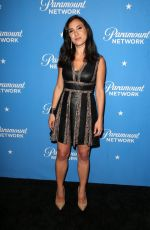 ANNIKA MARKS at Paramount Network Launch Party at Sunset Tower in Los Angeles 01/18/2018