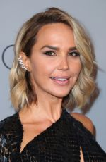 ARIELLE KEBBEL at Instyle and Warner Bros Golden Globes After-party in Los Angeles 01/07/2018
