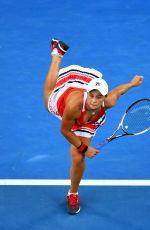 ASHLEIGH BARTY at Australian Open Tennis Tournament in Melbourne 01/18/2018