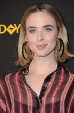 ASHLEIGH BREWER at 15th Annual G'Day USA Los Angeles Black Tie Gala 01/27/2018