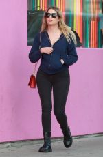 ASHLEY BENSON Shopping at Revolution in West Hollywood 01/04/2018