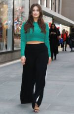 ASHLEY GRAHAM Arrives at Today Show in New York 01/24/2018