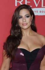 ASHLEY GRAHAM at Revlon
