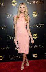 ASHLEY HAAS at The Alienist Premiere in New York 01/16/2018