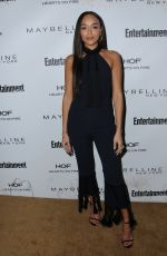 ASHLEY MADEKWE at Entertainment Weekly Pre-SAG Party in Los Angeles 01/20/2018