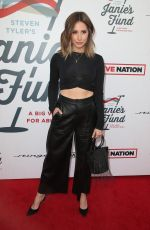 ASHLEY TISDALE at Steven Tyler and Live Nation Presents Inaugural Janie's Fund Gala and Grammy Viewing Party 01/28/2018