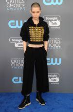 ASIA KATE DILLON at 2018 Critics