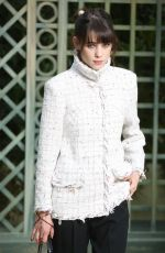 ASTRID BERGES at Chanel Show at Spring/Summer 2018 Haute Couture Fashion Week in Paris 01/23/2018