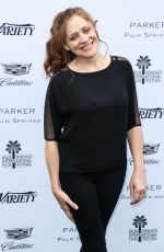 AUGUSTINE FRIZZELL at Variety's Creative Impact Awards in Palm Springs 01/03/2018