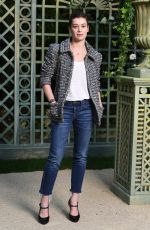 AURELIE DUPONT at Chanel Show at Spring/Summer 2018 Haute Couture Fashion Week in Paris 01/23/2018