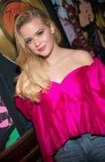 AVA PHILLIPPE at Stella McCartney Show in Hollywood 01/16/2018