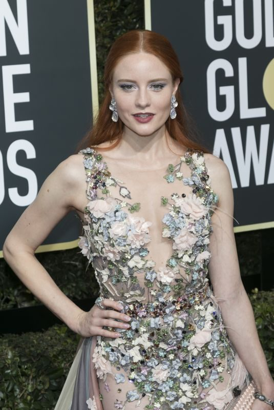 BARBARA MEIER at 75th Annual Golden Globe Awards in Beverly Hills 01/07/2018