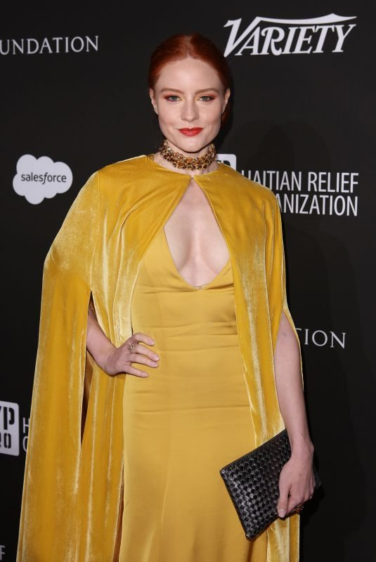 BARBARA MEIER at 7th Annual Sean Penn & Friends Haiti Rising Gala in Hollywood 01/06/2018