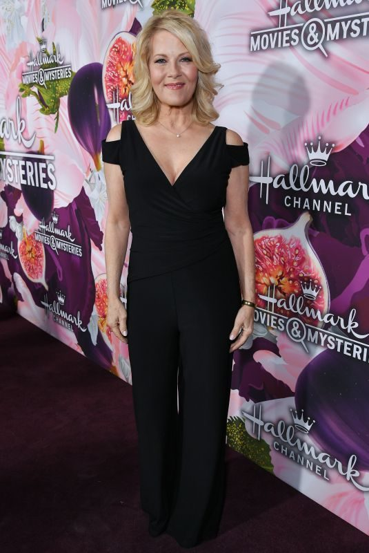 BARBARA NIVEN at Hallmark Channel All-star Party in Los Angeles 01/13/2018