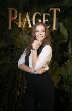 BARBARA PALVIN at Piaget Dinner at SIHH 2018 in Geneva 01/15/2018
