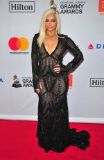 BEBE REXHA at Clive Davis and Recording Academy Pre-Grammy Gala in New York 01/27/2018