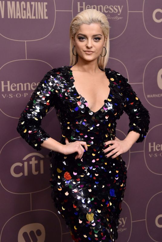 BEBE REXHA at Delta Airlines Pre-grammy Party in New York 01/25/2018