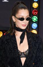 BELLA HADID at Dior Homme Menswear Fall/Winter 2018/019 Fashion Show in Paris 01/19/2018