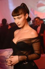 BELLA HADID at Le Bal Surrealiste Dior at Haute Couture Spring/Summer 2018 Show in Paris 01/22/2018
