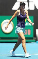BERNARDA PERA at Australian Open Tennis Tournament in Melbourne 01/18/2018
