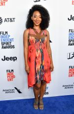 BETTY GABRIEL at Film Independent Spirit Awards Nominee Brunch in Los Angeles 01/06/2018