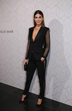 BIANCA BRANDOLINI  at Elie Saab 2018 Haute Couture Spring/Summer Show in Paris 01/24/2018