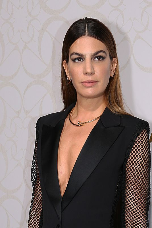 BIANCA BRANDOLINI  at Elie Saab 2018 Haute Couture Spring/Summer Show in Paris 01/24/2018