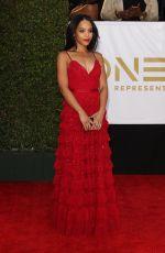BIANCA LAWSON at 49th Naacp Image Awards in Pasadena 01/14/2018