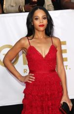 BIANCA LAWSON at 49th Naacp Image Awards in Pasadena 01/14/2018
