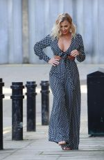BILLIE FAIERS for In The Style Campaign in London 01/26/2018