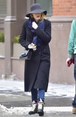 BLAKE LIVELY Out and About in New York 01/08/2018