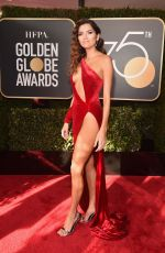 BLANCA BLANCO at 75th Annual Golden Globe Awards in Beverly Hills 01/07/2018
