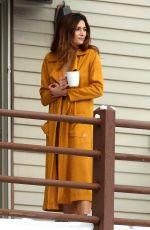 BLANCA BLANCO at Her Private Residence in Deer Valley 01/22/2018