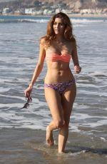 BLANCA BLANCO in Bikini at a Beach in Malibu 01/04/2018