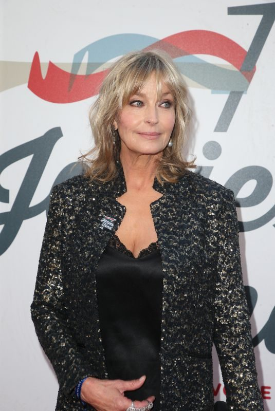 BO DEREK at Steven Tyler and Live Nation Presents Inaugural Janie's Fund Gala and Grammy 01/28/2018