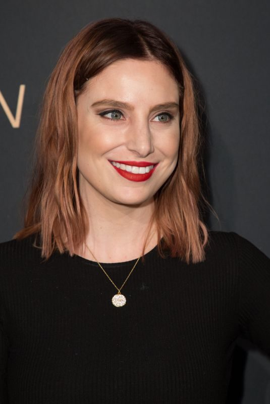 BREE ESSRIG at The Alienist Premiere in Los Angeles 01/11/2018