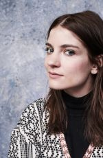 BRIDEY ELLIOTT at Deadline Studio at Sundance Film Festival 01/21/2018