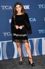 BRIELLE BARBUSCA at Fox Winter All-star Party, TCA Winter Press Tour in Los Angeles 01/04/2018