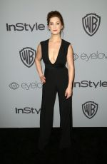 BRIGA HEELAN at Instyle and Warner Bros Golden Globes After-party in Los Angeles 01/07/2018