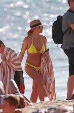 BRITNEY SPEARS in Bikini on the Beach in Hawaii 01/03/2018