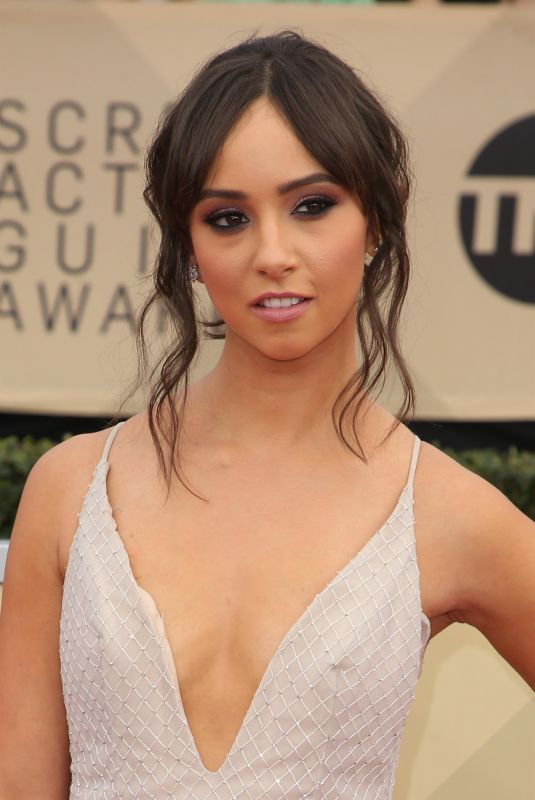 BRITT BARON at Screen Actors Guild Awards 2018 in Los Angeles 01/21/2018