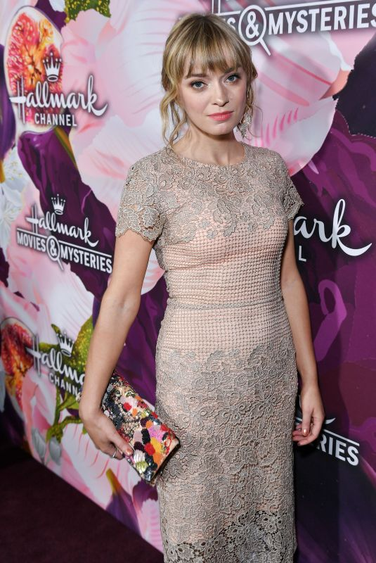 BRITT IRVIN at Hhallmark Channel All-star Party in Los Angeles 01/13/2018