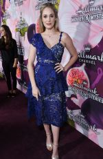 BRITTANY BRISTOW at Hhallmark Channel All-star Party in Los Angeles 01/13/2018