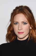 BRITTANY SNOW at 2018 Artios Awards in Los Angeles 01/18/2018