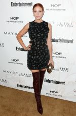 BRITTANY SNOW at Entertainment Weekly Pre-SAG Party in Los Angeles 01/20/2018