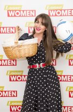BROOKE VINCENT at Loose Women Show in London 01/03/2018
