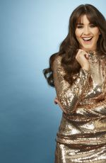 BROOKE VINCENT  - Dancing on Ice TV Series Promos 2017