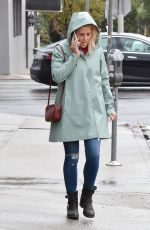 BUSY PHILIPPS Out and About in West Hollywood 01/09/2018