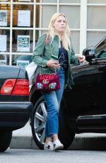 BUSY PHILIPPS Out in Los Angeles 01/29/2018