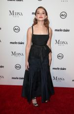 CAILEE SPAENY at Marie Claire Image Makers Awards in Los Angeles 01/11/2018